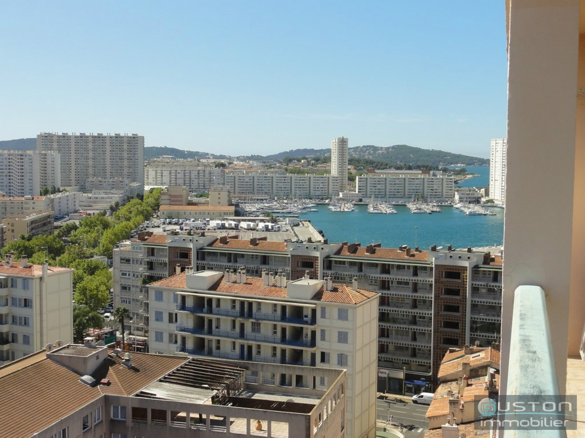 Appartement 2 pièces Toulon Mayol